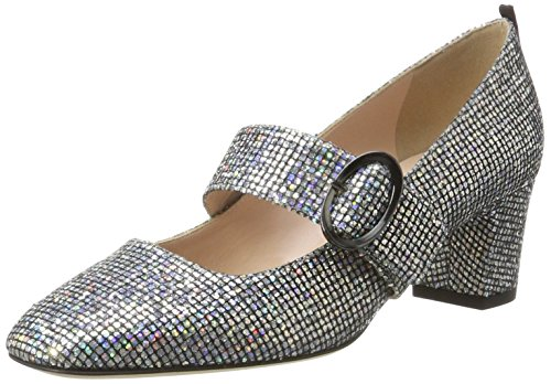 Sjp Meteor, Sneakers Basses Femme, (Scintillate Fabric 040), 40 EU