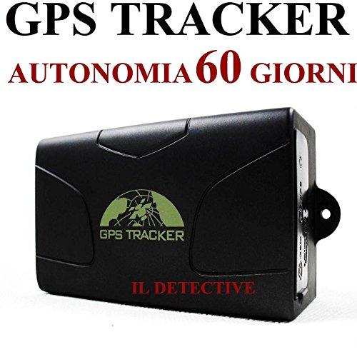 Gps tracker Satellitare spia auto moto calamita localizzatore