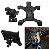 Woopower Für 17,8–25,4cm Tablets, Universal-Handyhalterung Fahrrad Halterung Motorrad Verstellbare Halterung Ständer für iPad PC
