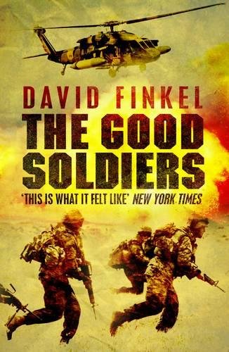 The Good Soldiers Cover Image