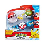Pokemon Clip & Go Poke Ball Belt Set -...