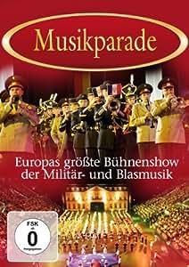 Parade de la musique militaire [HD DVD]