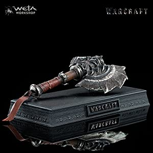 Warcraft Réplica 1/6 Durotans Axe 20 cm 7