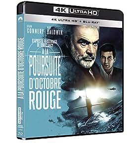 À la poursuite d'Octobre Rouge [4K Ultra HD + Blu-ray]
