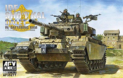 AF35277 AFV Club 1 35 - IDF Centurion Sho t Kal Dalet with Battering Ram