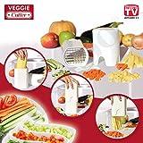 Veggie Cutter® Preciso patate, verdure e frutta Schneider originale in TV della Pubblicità