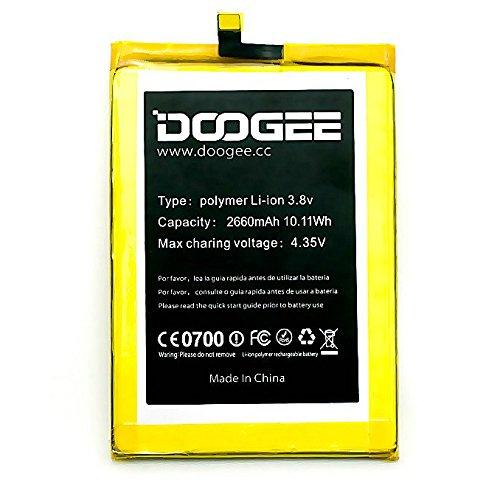 Bateria para Doogee F5 - Capacidad 2660mAh