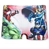 Marvel Avengers - Maillots de bain - Garçon - Rouge - 6 ans