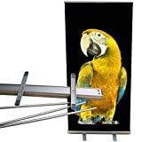 Rollup Display Banner 'Light' 200x100 cm, Werbebanner - inkl. Druck