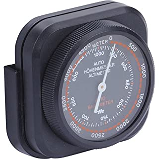 hr-imotion altimeter [Compact | Self-adhesive | Incl. holder] - 10310501