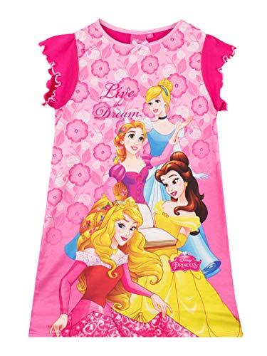 Disney Mädchen Prinzessin Nachthemden Mehrfarbig 104