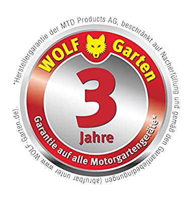 WOLF-Garten Elektro-Rasenmäher S 3800 E; 18ACF1S-650