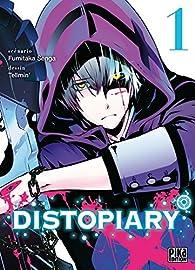 Distopiary, tome 1 par Fumitaka Senga