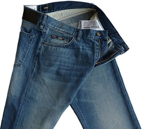 HUGO BOSS Jeans W33/L32 WYOMING 50264812 REGULAR STRAIGHT FIT