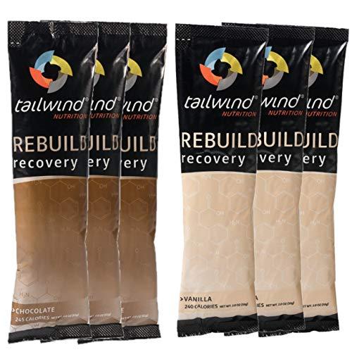 Tailwind Rebuild zur Regeneration Danach (3 Shoc, 3 Vanille) -