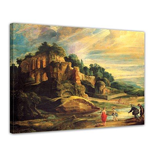 bilderdepot24-peter-paul-rubens-antichi-maestri-tela-paesaggio-con-rovine-del-colle-palatino-a-roma-