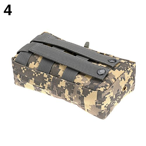 Gemini _ Mall Sport Tactical Military Nylon Outdoor Army Taille Tasche Pack Greyish White