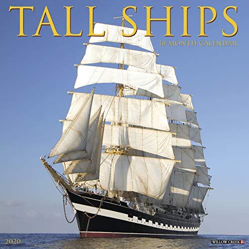 Tall Ships 2020 Calendar