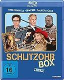 Schlitzohr - Box [Blu-ray]