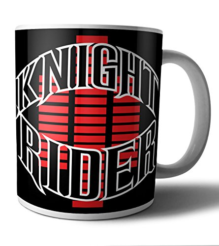 Knight Rider KITT 80s TV Series Mug