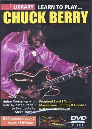 Preisvergleich Produktbild Learn to play Chuck Berry