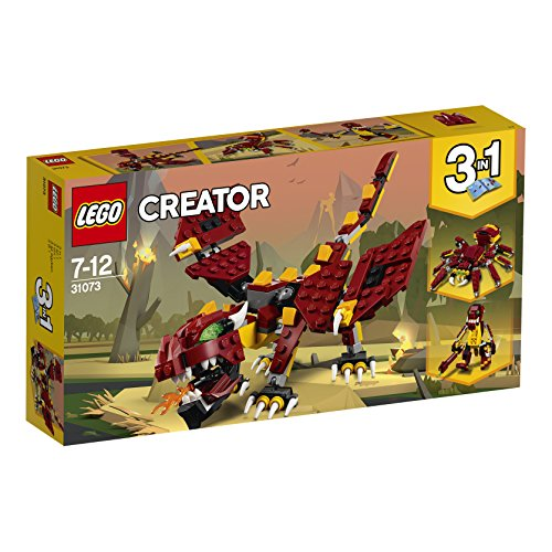 LEGO 31073 Creator Mythical Creatures Best Price and Cheapest