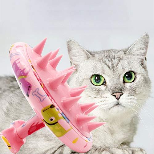 8Eninine Perro Peine Gato Cepillo Pet Grooming Tool