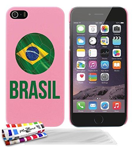 carcasa-rigida-ultra-slim-apple-iphone-5-de-exclusivo-motivo-balon-de-futbol-brasil-rosa-de-muzzano-
