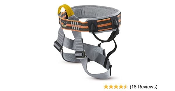 Salewa Klettergurt Anlegen : Salewa klettergurt via ferrata comfort anthracite orange one