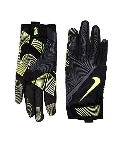Nike Herren Lunatic Training Handschuhe, Black/Anthracite/Volt, L