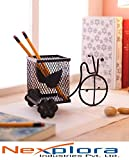 #5: Nexplora Industries Decorative Pen Stand/Pencil Holder/Spoon Holder for Office Table Accessories