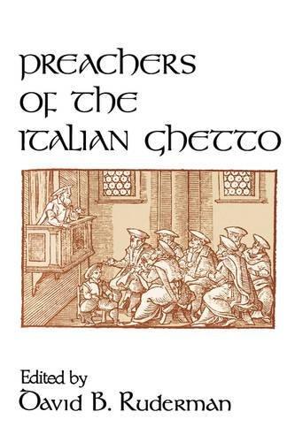 Preachers of the Italian Ghetto