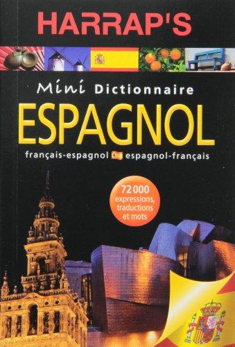 Mini Dictionnaire : Français-Espagnol ; Espagnol-Français