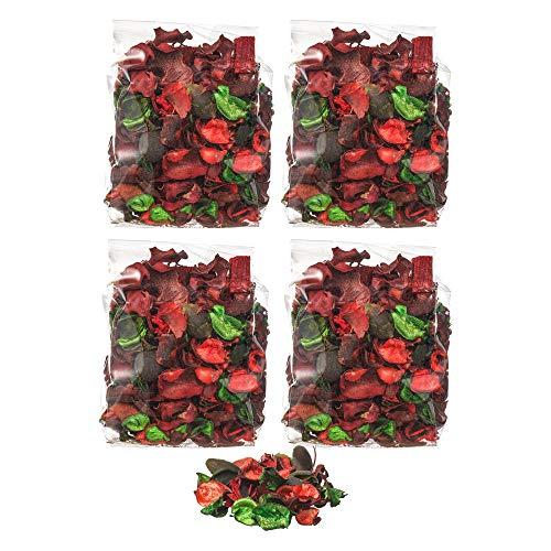 Potpourri Fai Da Te.Ikea Dofta Red Garden Berries Potpourri Set Of 4 Bags