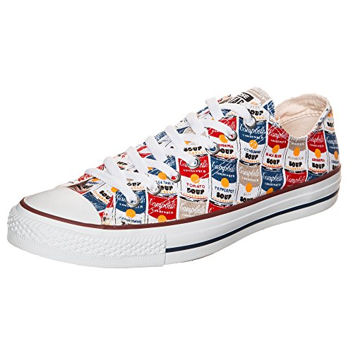 Chuck Star Weiß Rot Sneaker Taylor All Gelb Converse Grau Unisex Blau erwachsene Ox Tpqw8t