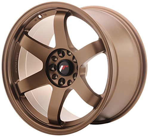 JAPAN Racing JR3 Dark aBZ 10.5 x 18 eT15 5 x 114 jantes en alliage