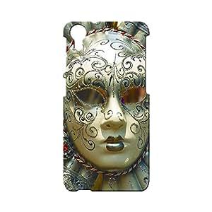 BLUEDIO Designer Printed Back case cover for HTC Desire 728 - G4524