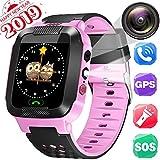 Kids Smartwatch, GPS Locator, smart Phone Watch, Camera Watch, SOS, Alarm Clock, Environmental