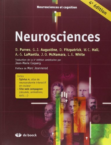 Neurosciences et Sylvius 4 : Le systme nerveux humain de James O. McNamara (avril 2011) Broch