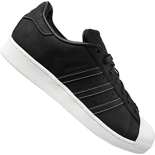 adidas Superstar RT Black Black Off White 43
