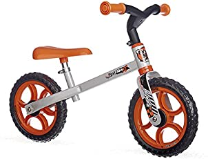 Smoby 770200 Laufrad First Bike, orange