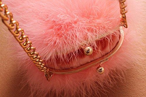 Zarapack - Borsa a tracolla donna (rosa)