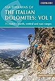 Via ferratas of the italian Dolomites - Volume 1