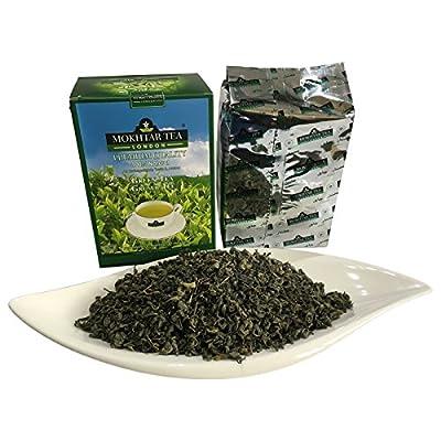 Mokhtar Bio Vrac Thé vert 100% naturel 500g