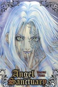 Angel Sanctuary Nouvelle édition Tome 5
