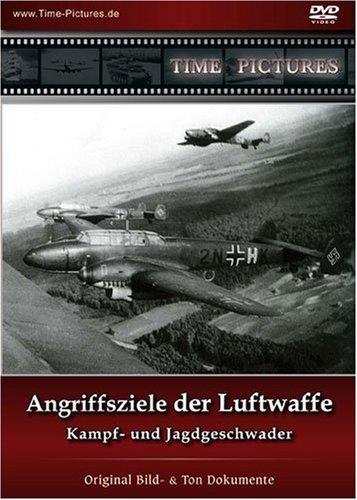 Angriffsziele der Luftwaffe - Kampf- und Jagdgeschwader