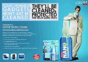 Luxor Nano Clean Gadget/Mobile Cleaner & Also Protector