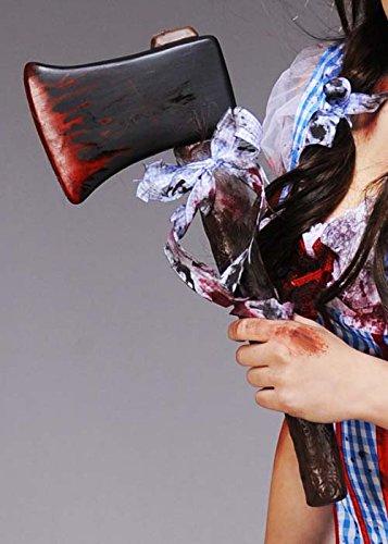 Halloween Zombie gotischen Dorothy Prop blutigen ()