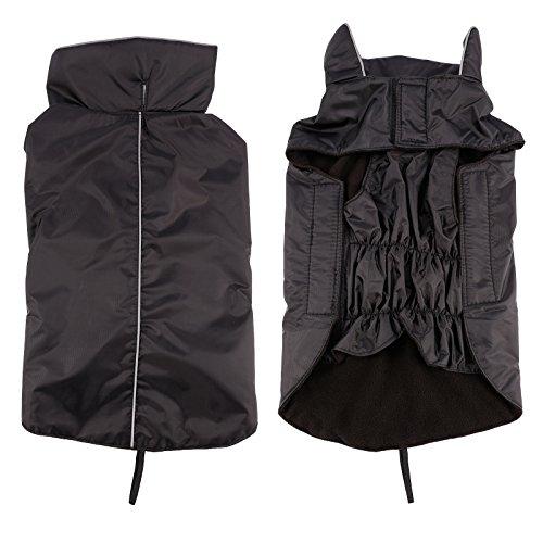 Hoodie Hunde Regenmantel Haustier Regenmantel Regenjacke Hunderegenmantel Wasserdicht Kleidung pet dog Raincoat M