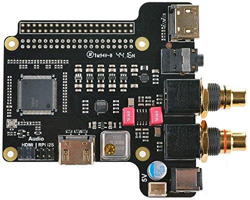 DollaTek WX4000 Escudo de Expansión Multifunción para Frambuesa Pi 1 Modelo B + / 2 Modelo B / 3 Modelo B